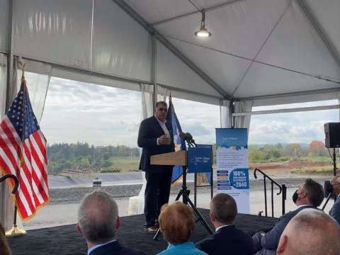 Investment by Ørsted and Eversource at Port of Coeymans Brings Construction and Steel Manufacturing Business to New York Companies